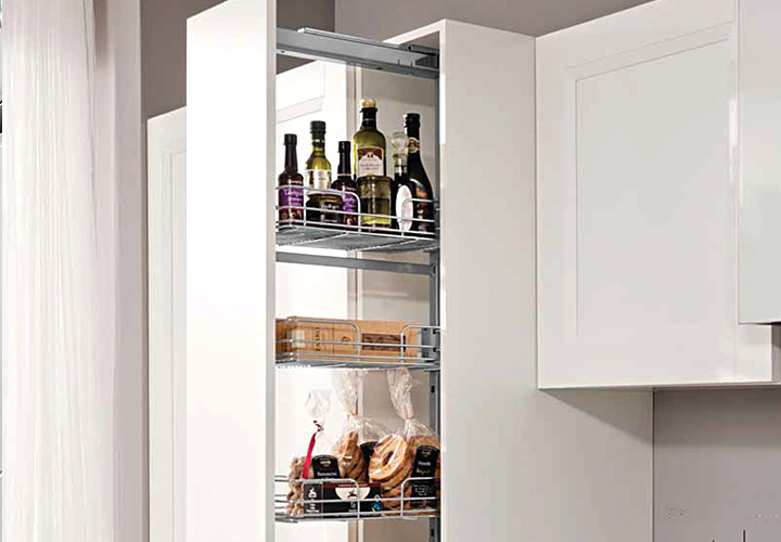 Vibo Wire Pantry Pull Out Units Vibo Wireware Kitchen
